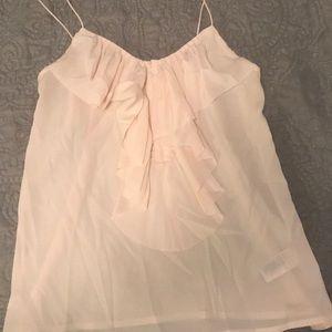 H&M blouse for under blazer.